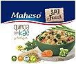 Quinoa con kale y lentejas Bolsa 300 g  Maheso