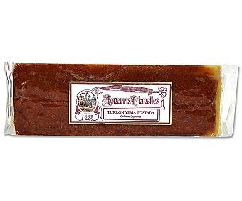 MONERRIS PLANELLES Turrón de yema tostada 500 gramos