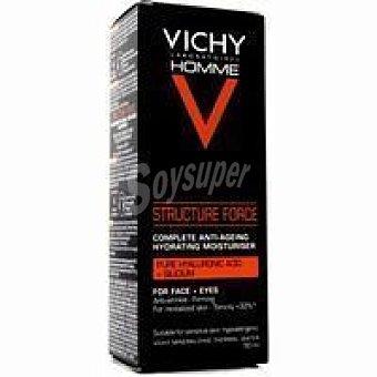 VICHY Homme Crema facial antiedad Structre Force Bote 50 ml