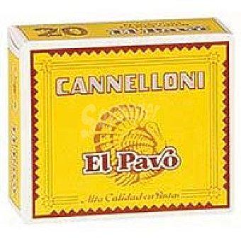El Pavo Gallina Blanca Canelón Caja 110 g
