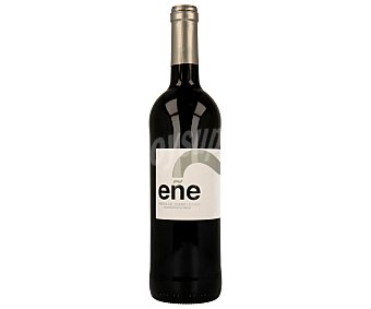 EÑE Vino tinto crianza con denominación de origen Ribera del duero Botella de 75 cl