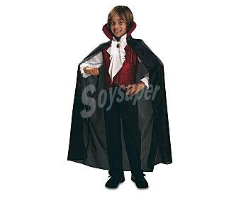 My other me Disfraz infantil Vampiro gótico, talla de 7 a 9 años 1 unidad