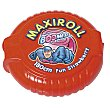 Chicle de fresa Maxi Roll Fun 56 gr Boomer