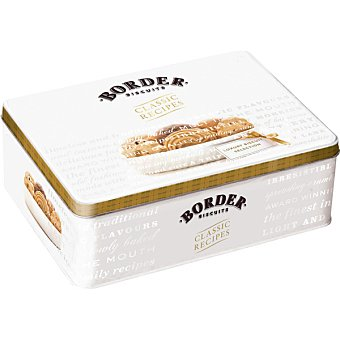 BORDER Luxury Biscuit Selection Galletas surtidas escocesas  500 g