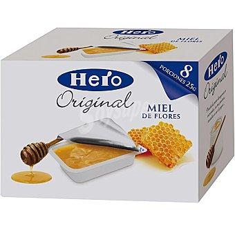 Hero Miel de flores estuche 240 g 8 unidades