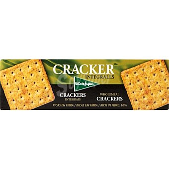 El Corte Inglés Cracker integrales Estuche 250 g