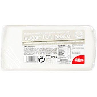 Pasta de azúcar fondant blanco Paquete 300 g