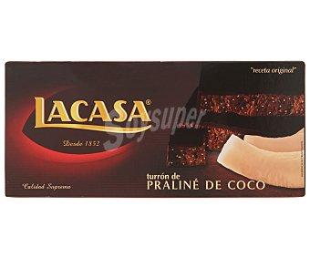 Lacasa Praliné de coco 225 gramos