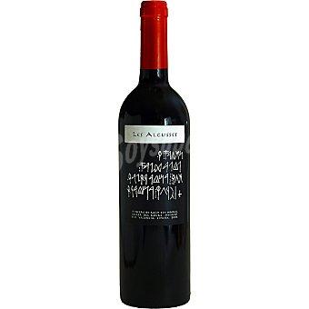 LES ALCUSSES Vino tinto joven con crianza D.O. Valencia botella 75 cl