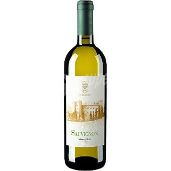 Ferrarini Vigna Castello vino blanco sauvignon de Italia botella 75 cl Botella 75 cl
