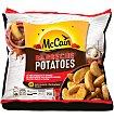 Patatas gajo ultracongeladas, pre fritas y con un toque a barbacoa 750 g Mc Cain