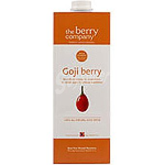 THE BERRY COMPANY zumo de Goji berry envase 1 l