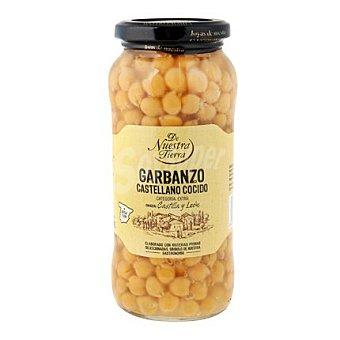 De nuestra tierra Garbanzo castellano cocido de La Bañeza - De Nuestra Tierra 570 g