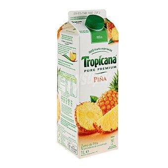 Tropicana Pure Premium Zumo de piña 1 l