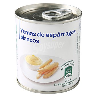Carrefour Yemas de esparrágos blancos 135 g