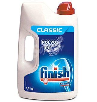 Finish Calgonit Detergente lavavajillas máquina en polvo Botella 2,5 kg