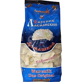 LACKMANN vareniki con relleno de patata bolsa 1000 g