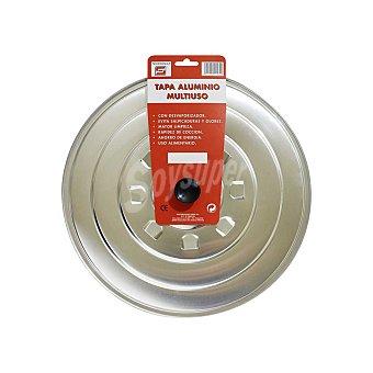 Tapa de Aluminio 26cm - Inox 1 ud
