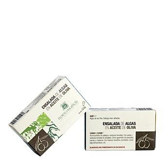 Porto Muiños Ensalada de algas en acte oliva 125 g