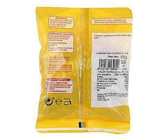 Auchan Almendra cruda pelada Bolsa de 125 gramos