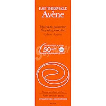 Avène Crema solar incolora F50 Tubo 50 ml
