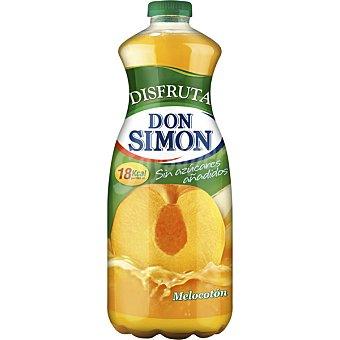 Don Simón Disfruta zumo de melocoton sin azucar Botella 15 l