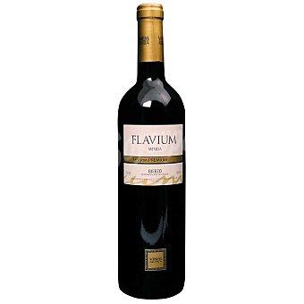 Flavium Vino tinto D.O Bierzo premium flavium Botella 75 cl