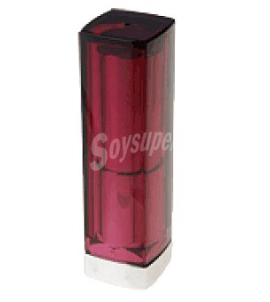 Maybelline New York Barra labial color sensational 125 shimmer pink 1 ud