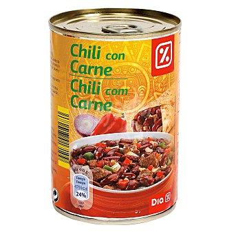 DIA Chili con carne Lata 420 gr