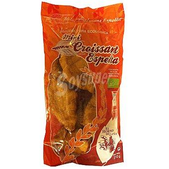 EL HORNO DE LEÑA Mini croissants de espelta ecológicos Envase 210 g