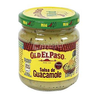 Old El Paso Frasco salsa de guacamole 195g