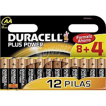 Duracell (lro6 mn1500) 1,5 voltios blister + 4 gratis 8 unidades