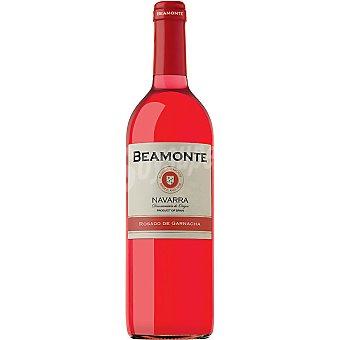 Beamonte Vino Rosado Navarra Botella 75 cl