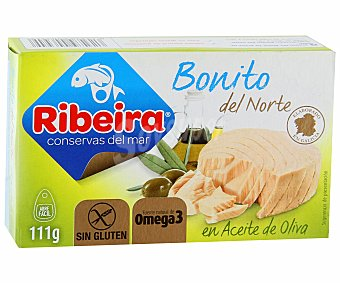 Ribeira Bonito del Norte en Aceite de Oliva 111 gr