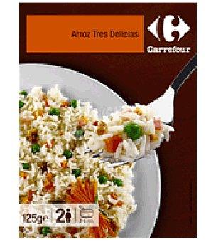 Carrefour Arroz tres delicias 125 g