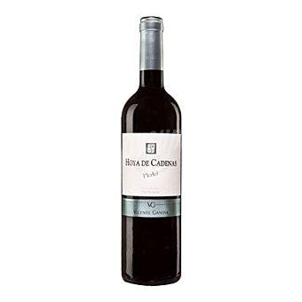 HOYA DE CADENAS Vino tinto merlot 75 cl