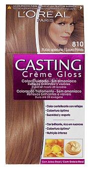 Casting Crème Gloss L'Oréal Paris Tte Rubio Aperlado810 1u