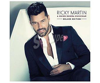 Ricky Martin Rock internacional (A quien quiera escuchar) 1 unidad