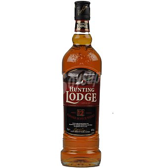 HUNTING LODGE Whisky escocés 12 años Botella 70 cl
