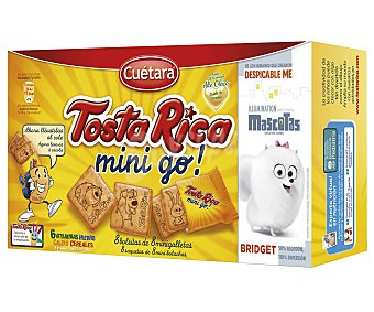 Cuétara Galletas Tosta Rica mini 240 g