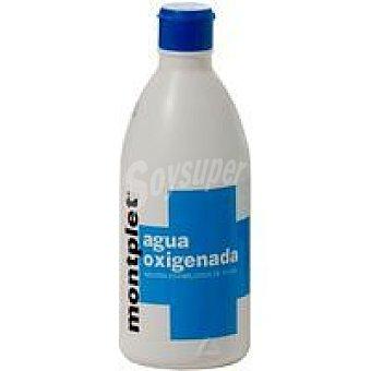 MONTPLET Agua oxigenada Bote 250 ml