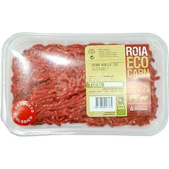 PIRINEUS Ternera ecologica Roia carne picada bandeja 500 g peso aproximado Bandeja 500 g