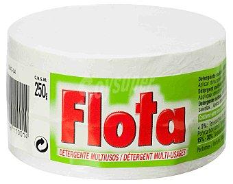 Flota Jabon detergente Pastilla 250 gramos