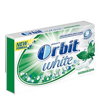 Orbit Chicles sin azúcar sabor a hierbabuena 14 ud