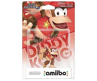 NINTENDO Figura Smash Diddy Kong AMIIBO 1 Unidad