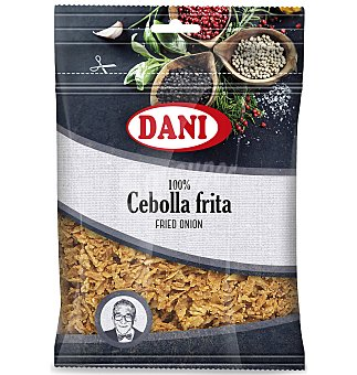 Dani Cebolla frita Bolsa 115 g