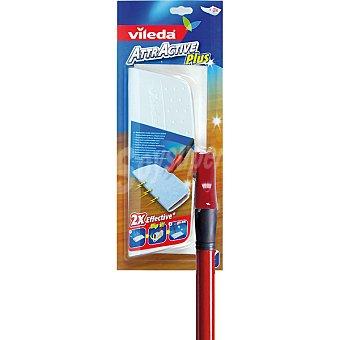 VILEDA Set de mopa Attractive Plus con palo desechable caja  1 unidad