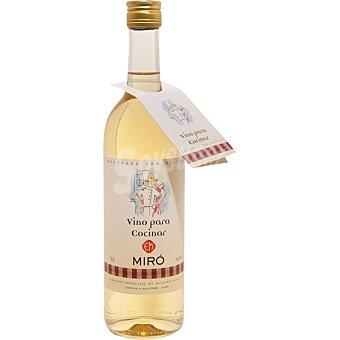 Miro Vino blanco para cocinar Botella 75 cl