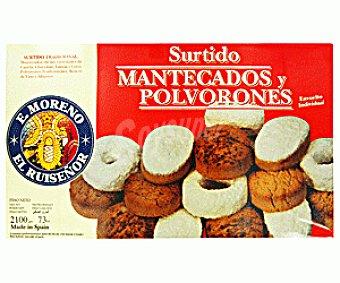 El Ruiseñor Surtido de dulces navideños 2100 gramos