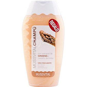 Mussvital Champú anticaida Bote 300 ml